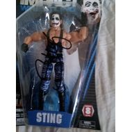Jakks Pacific TNA Wrestling Deluxe Impact Series 8 Joker Sting Action Figure