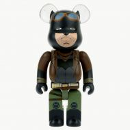 KINKIROBOT 400% BEARBRICK KNIGHTEMARE BATMAN - 11 inches & 28 cm