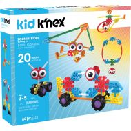 KID KNEX - Zoomin Rides Building Set - 65 Pieces - Ages 3 and Up Preschool Educational Toy