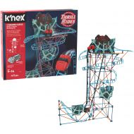 KNEX Thrill Rides  Cobweb Curse Roller Coaster Building Set  473 Pieces  Ages 9+ Construction Educational Toy