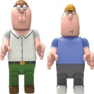 KNEX Knex Family Guy-Peter and Chris Buildable Figures