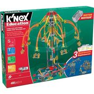 KNEX K'NEX Education  STEM Explorations: Swing Ride Building Set  486 Pieces  Ages 8+ Engineering Education Toy