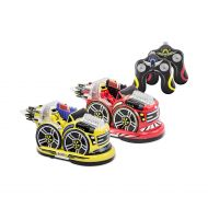 Kid Galaxy Remote Control Bumper Car Set