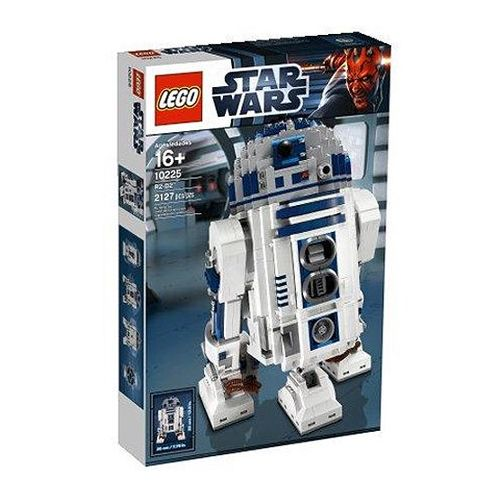 LEGO Star Wars R2-D2 Figure