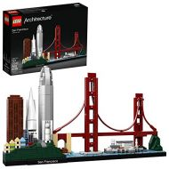 LEGO Architecture Skyline Collection 21043 San Francisco Building Kit , New 2019 (629 Piece)