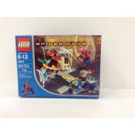 LEGO Lego Spiderman 2 #4853 Street Chase New Sealed HTF