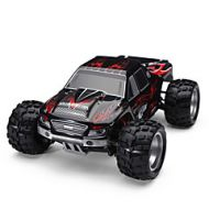Lightinthebox RC Car WLtoys A979 2.4G Buggy (Off-road) / Off Road Car / Drift Car 1:18 Brush Electric 50 km/h Remote Control / RC / Rechargeable / Electric