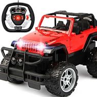 Lightinthebox RC Car 686A-1 5CH 2.4G Car / Off Road Car 1:14 Brushless Electric 8 km/h