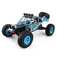 Lightinthebox RC Car JJRC Q39 2.4G Buggy (Off-road) / Off Road Car / Drift Car 1:12 Remote Control / RC / Rechargeable / Electric