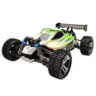Lightinthebox RC Car WLtoys A959-B 2.4G Buggy (Off-road) / Off Road Car / Drift Car 1:18 Brush Electric 70 km/h Remote Control / RC / Rechargeable / Electric