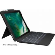 Logitech Slim Combo Keyboard Folio Case for Apple 10.5-Inch Ipad Pro Tablet