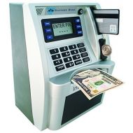MMP Living ATM Savings Bank - Limited Edition - Silver/Black