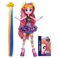 My Little Pony Equestria Girls Rainbow Rocks Pinkie Pie Rockin Hairstyle Doll