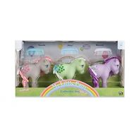 My Little Pony 35267 Retro Collector 3 Pack: Snuzzle, Minty, Blossom, Multicolour