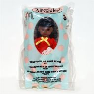 Madame Alexander Doll - Wendy Doll as Minnie Mouse (African American) - McDonalds Happy Meal Promo Toy 2004 #3