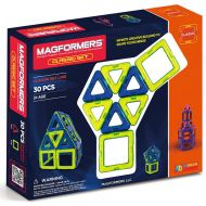 MAGFORMERS Magformers Classic 30-Piece Magnetic Construction Set STEM Toy Set