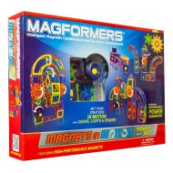 MAGFORMERS Magformers Magnets in Motion Power 83-Piece Magnetic Construction Set