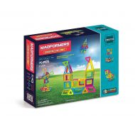 MAGFORMERS Neon 70-Piece Magnetic Construction Set