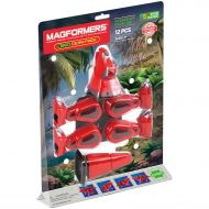 MAGFORMERS Magformers Cera Accessory 12-Piece Magnetic Construction Set