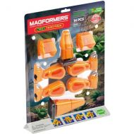 MAGFORMERS Magformers Tego Accessory 14-Piece Magnetic Construction Set
