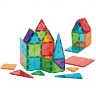 Magna-Tiles 32-Piece Clear Colors Set  The Original, Award-Winning Magnetic Building Tiles  Creativity and Educational  STEM Approved