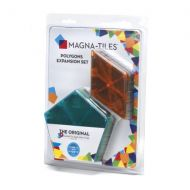 Magna-Tiles 8-Piece Polygons Expansion Set  The Original, Award-Winning Magnetic Building Tiles  Creativity and Educational  STEM Approved
