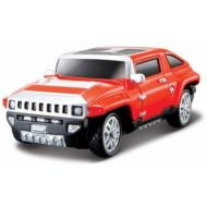 By Maisto Radio Control Micro Hummer Red Commande Race Car [parallel import goods]