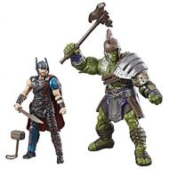 Marvel Legends Thor: Ragnarok 3.75-inch Thor & Hulk 2-Pack