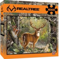 MasterPieces Realtree Backcountry Buck 1000 Piece Jigsaw Puzzle by Dona Gelsinger