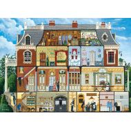 MasterPieces Inside Out Walden Manor House Victorian Manor Jigsaw Puzzle by Art Poulin, 1000-Piece