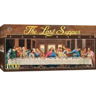 MasterPieces Inspirational The Last Supper 1000 Piece Panoramic Jigsaw Puzzle