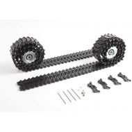 Mato Toys Mato Metal Upgraded Tracks Sprockets Wheels Parts Set For Heng Long 3839-1 116 1:16 RC M41A3 WALKER BULLDOG Tank