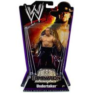 Mattel Toys WWE Wrestling Elimination Chamber Series 1 Undertaker Action Figure