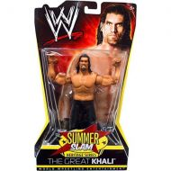 Mattel Toys WWE Wrestling Summer Slam Heritage Series The Great Khali Action Figure