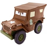 Mattel Disney/Pixar Cars, Color Changers, Sarge [Brown to Green] Vehicle