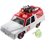 Mattel Ghostbusters ECTO-1 Vehicle and Slimer Figure