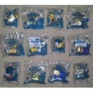 McDonalds MCDONALDS 2015 MINIONS SET OF 12 talking toys Sealed- FREE SHIPPING