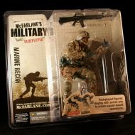 MARINE CORPS RECON * AFRICAN AMERICAN VARIATION * McFarlanes Military Redeployed Series 1 Action Fig