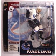 McFarlane Toys NHL Sports Picks Series 6 Action Figure: Markus Naslund (Vancouver Canucks) White Jer