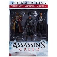 McFarlane Assassin S Creed Golden Age of Piracy Figure 3 Pack