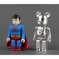 Superman Returns Kubrick Bearbrick Be@rbrick Box set Medicom