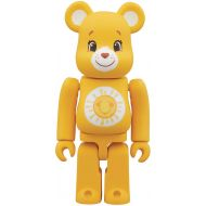 Medicom Care Bears Funshine Bear 100% Bearbrick Toy