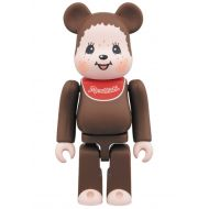 Medicom Monchichi 100% Bearbrick Action Figure
