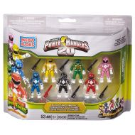 Mega Bloks Power Rangers 20th Anniversary Collector Pack