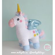 Mola Pila Cute Unicorn  Pegasus