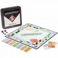 Monopoly Board Game Nostalgia Edition Game Tin