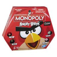 Monopoly Game: Angry Birds Edition