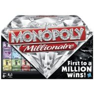 Monopoly Millionaire The Fast-Dealing Property Trading Board Game