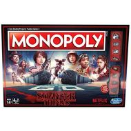 Hasbro Games Stranger Things Monopoly Board Game