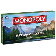 Monopoly Liberty Mountain MONOPOLY National Parks Edition